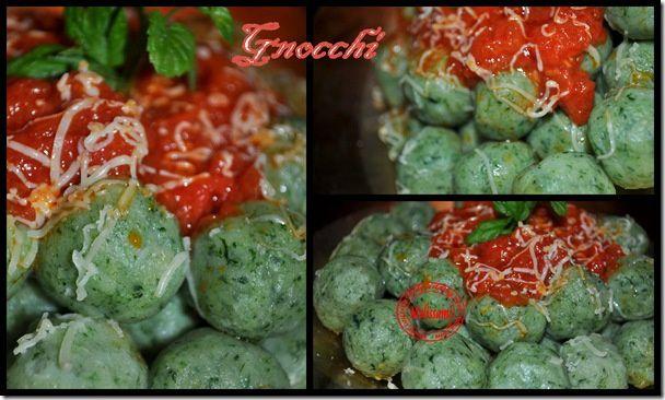 gnocchi aux epinards