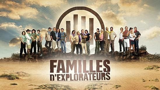 Famille d'explorateurs