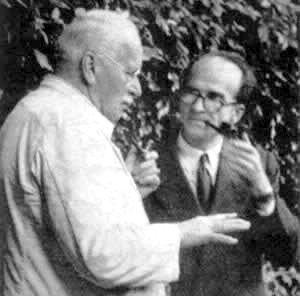 MirceaEliade et Jung - Ascona 1952