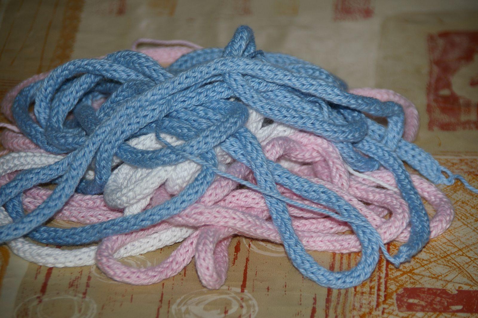 Album tricotin tapis salle de bain noirmoutier le blog - Modele tapis crochet gratuit ...