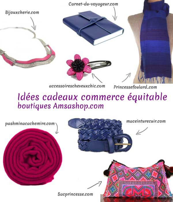 Id es cadeaux du commerce quitable artisanat quitable for Idee de commerce rentable