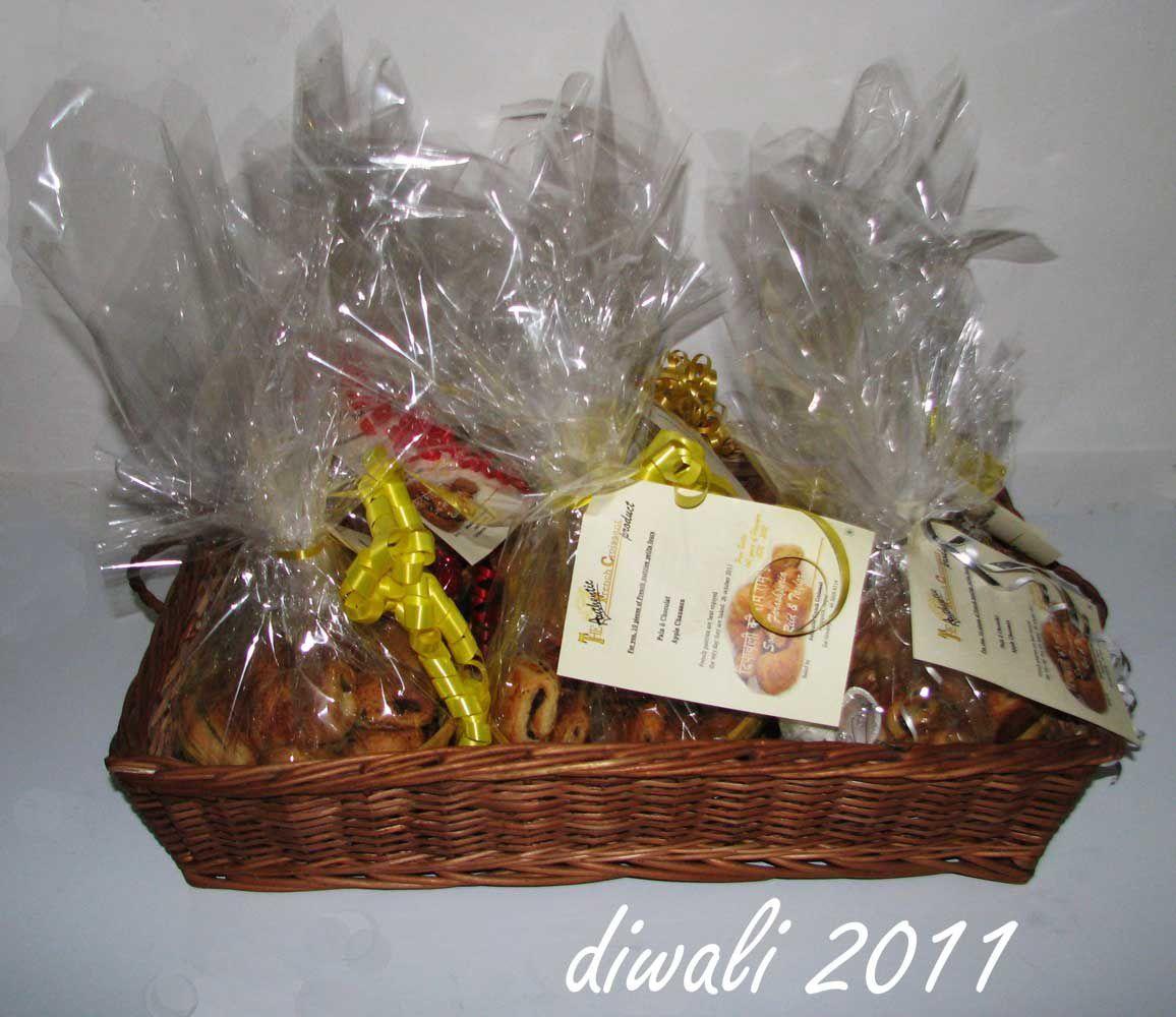 11 10 26 diwali : paniers prêts à être livrés