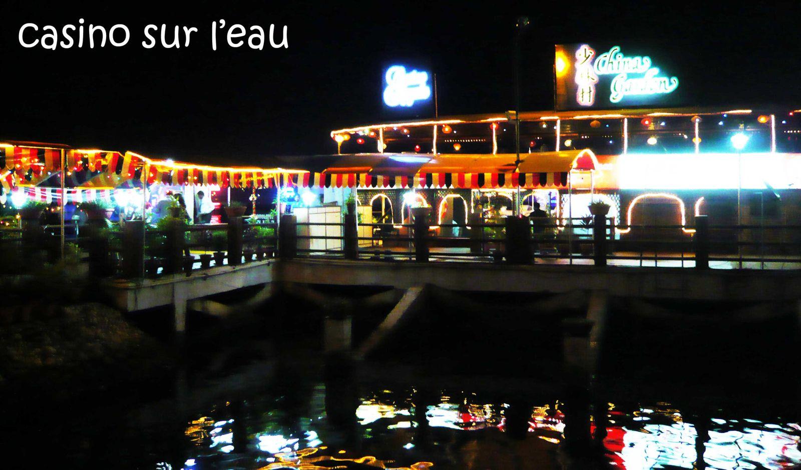 08 Goa casino sur l'eau