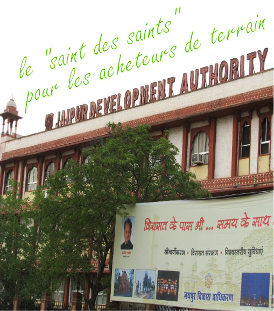 JDA, jaipur development authority