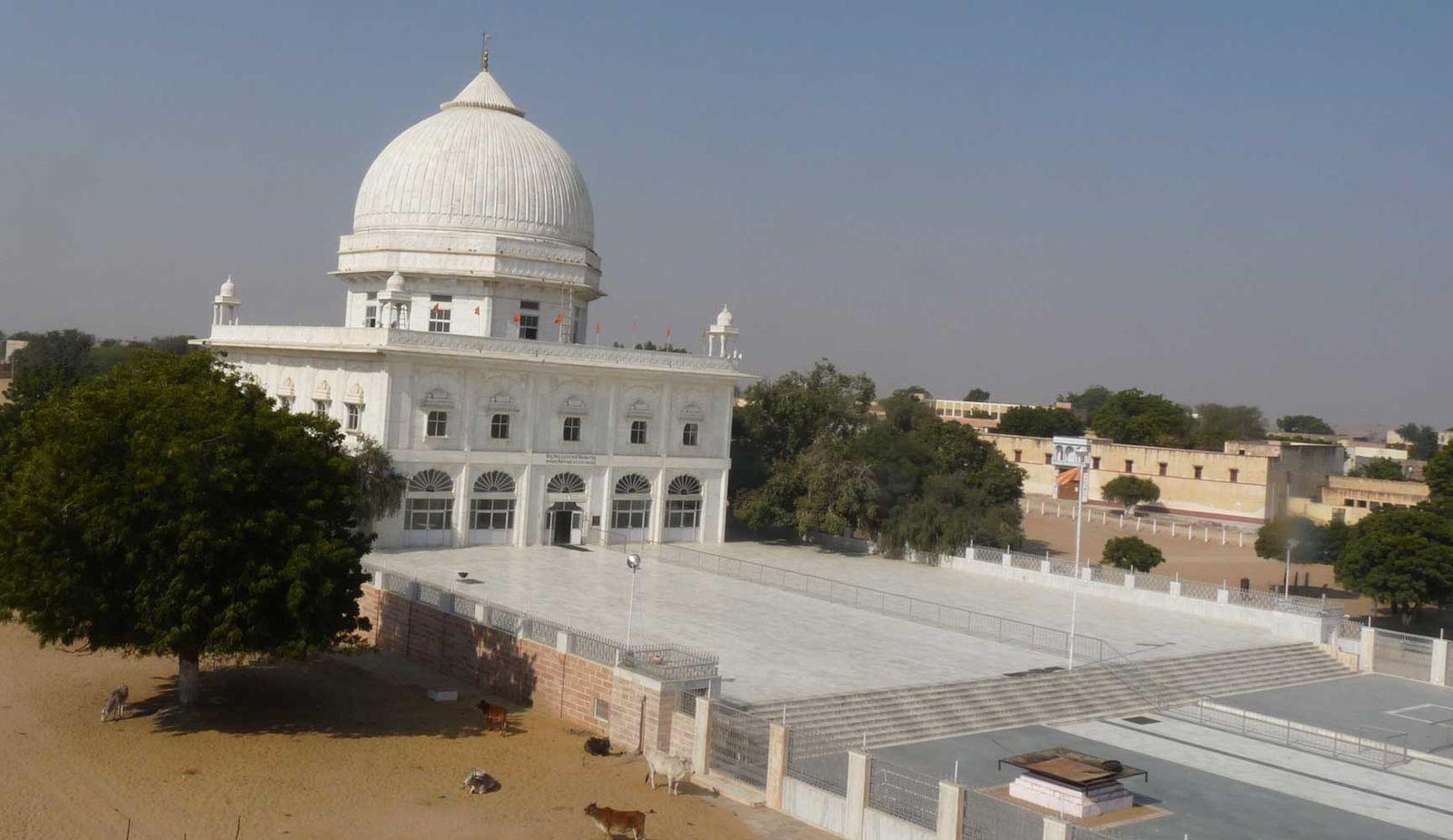 temple bishnoi