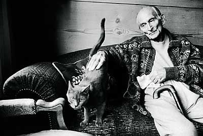 balthus et son chatcartier bresson