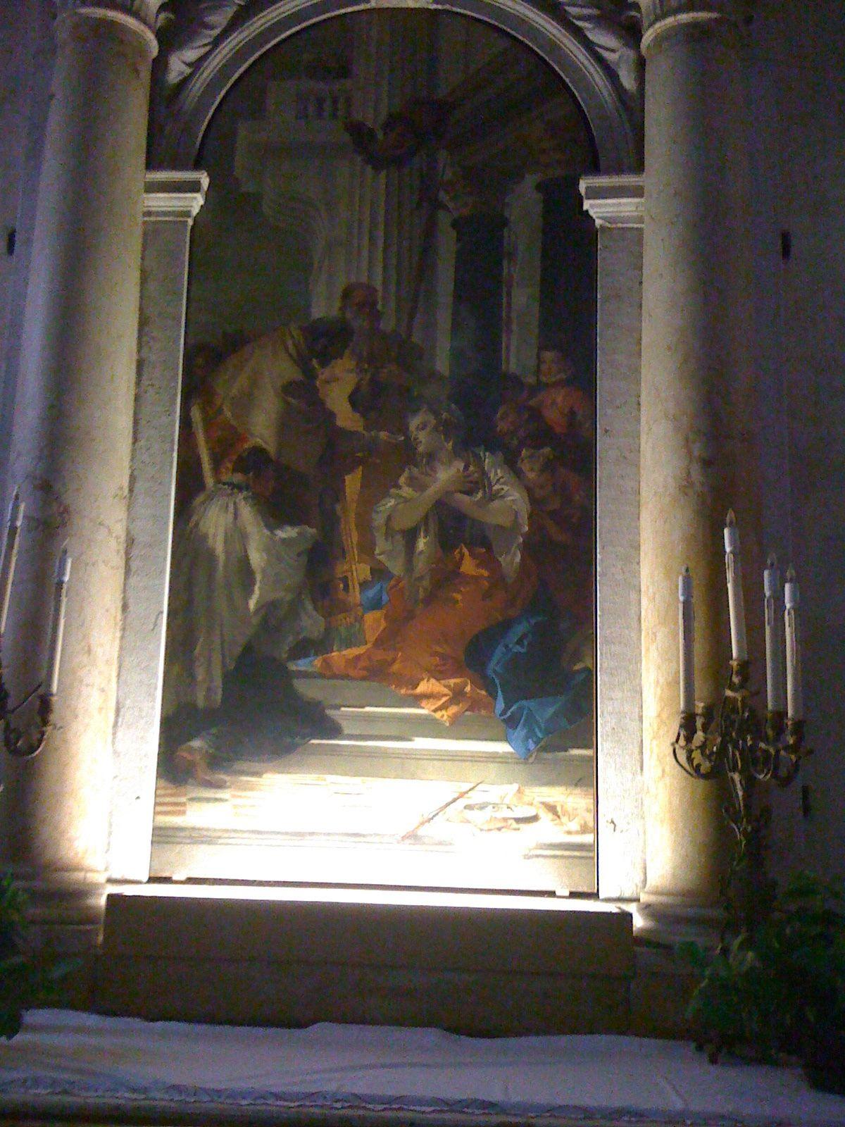 Les représentations de Sainte Marie-Madeleine en peinture