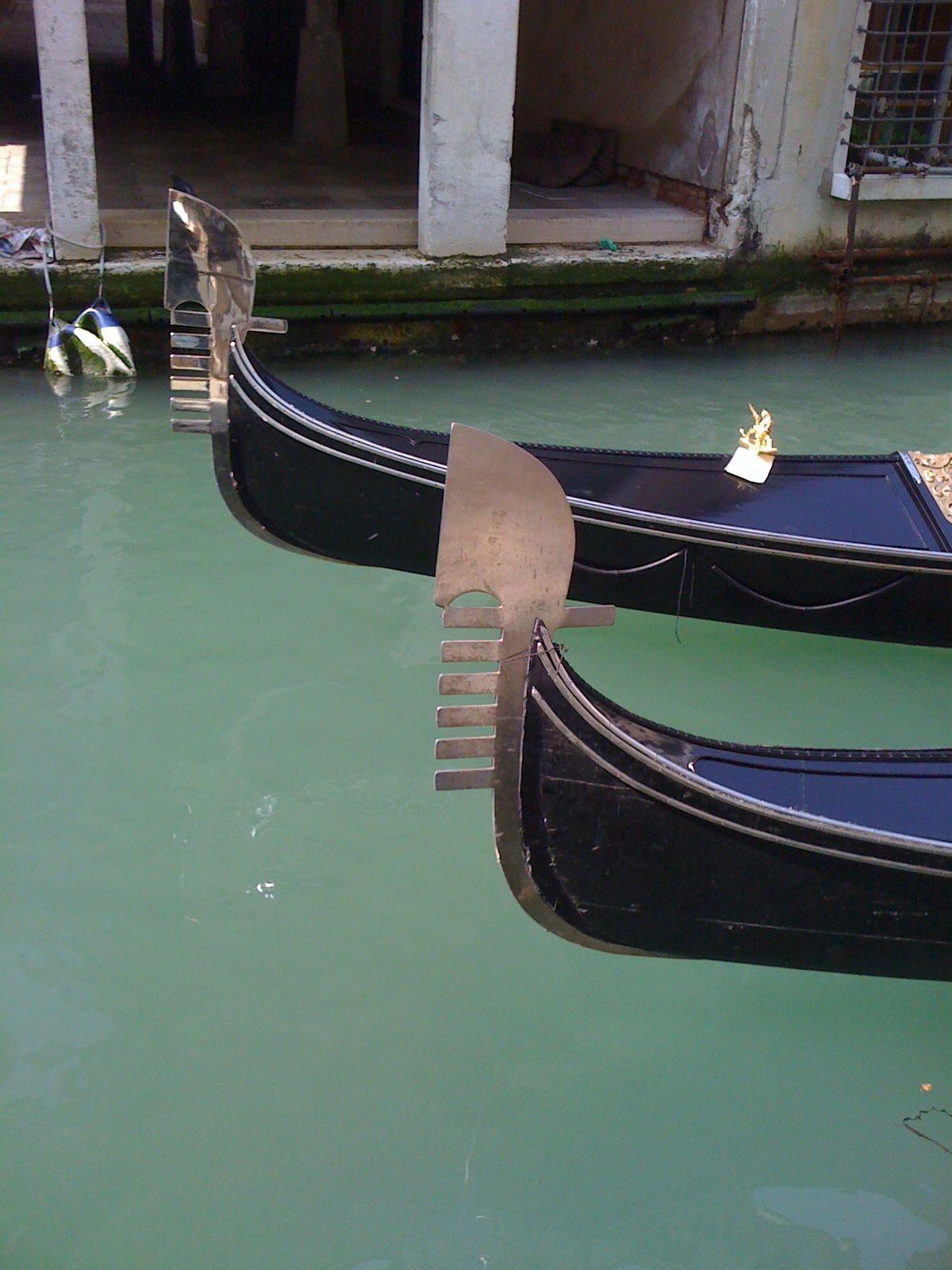 Pour tous ceux qui pensent que Venise est envahie par des hordes de touristes.