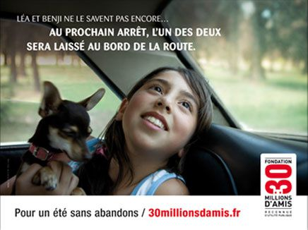 campagne 30 millions d'amis