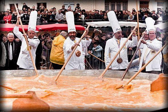 L'Omelette-Géante de bessières