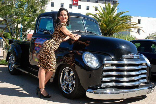Pin up rencontre