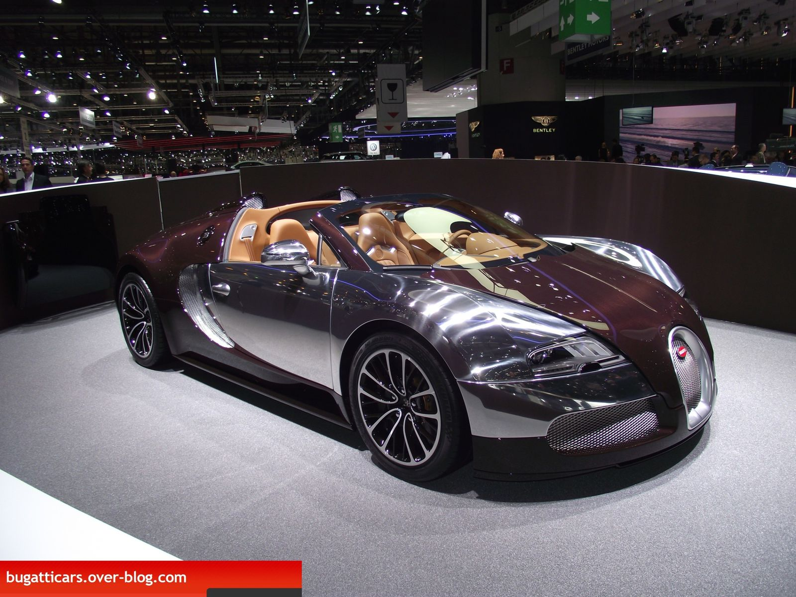 super veyron bugatti video sport diamond dailymotion