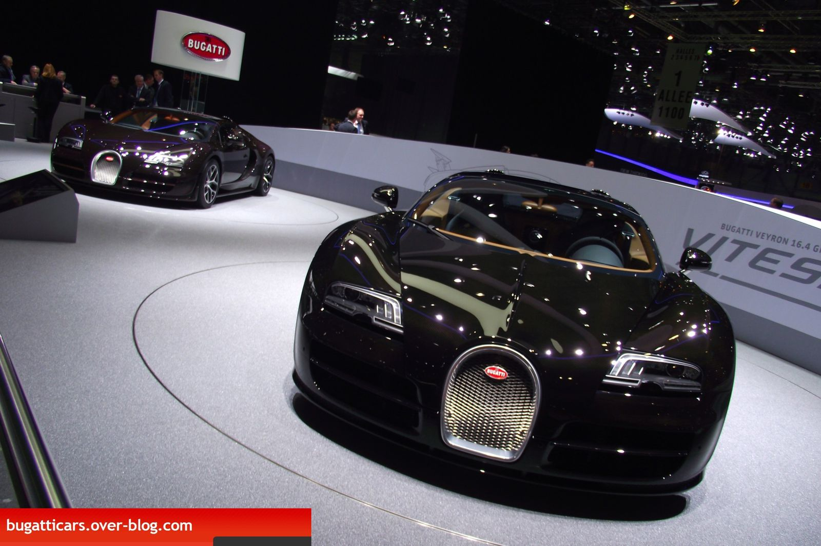 Bugatti au salon de l 39 automobile de gen ve 2013 partie 1 for Salon de l auto geneve tarif