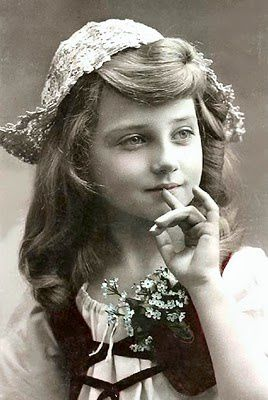 1900s thoughtful