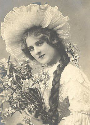 1905braid bonnet