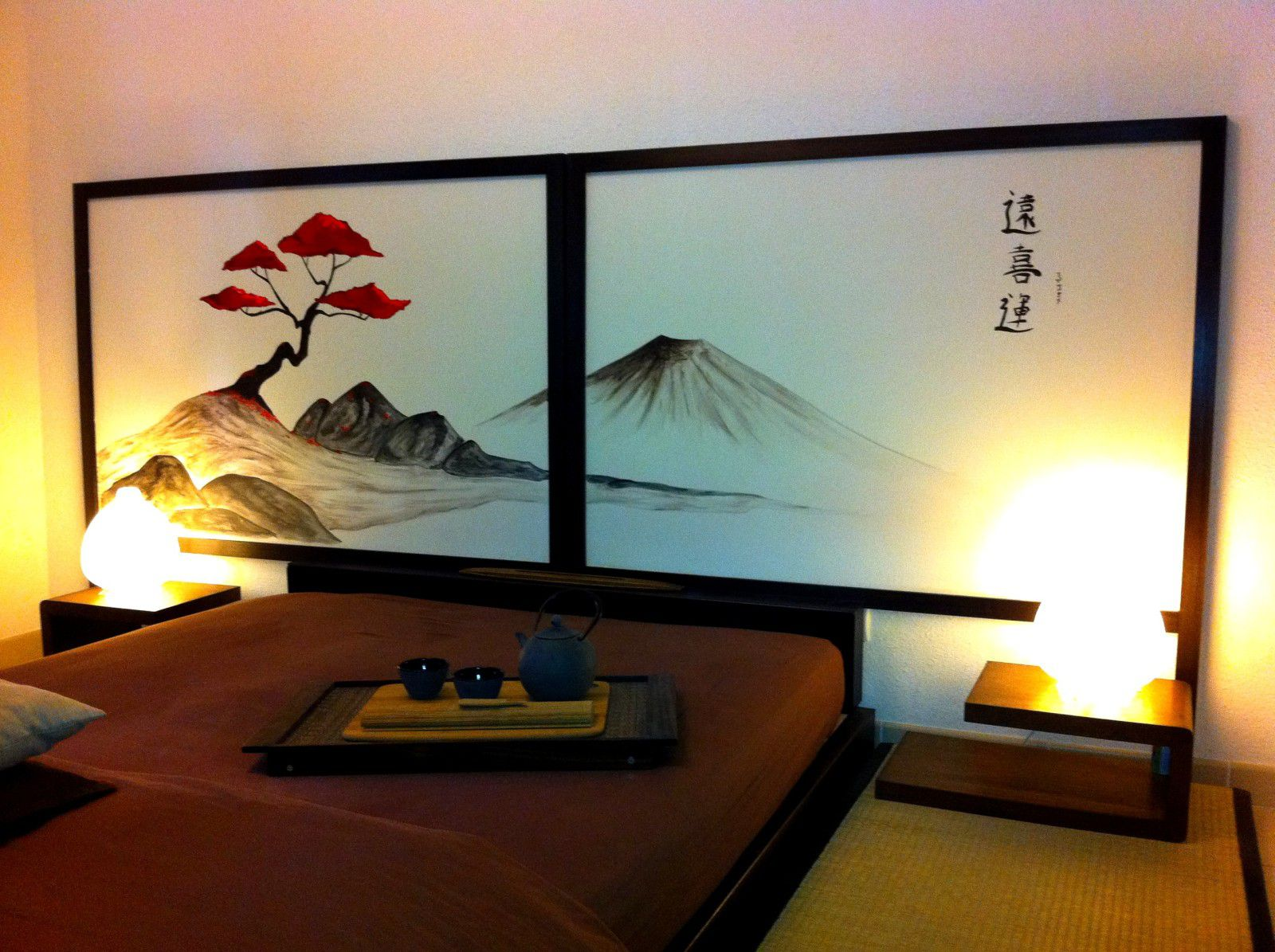 Kyoto zen hayashi cr ation inspiration du japon - Decoration japonaise pour chambre ...