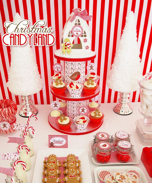 christmas candylandpartyideas 1
