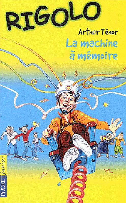 La machine à mémoire - Arthur Ténor