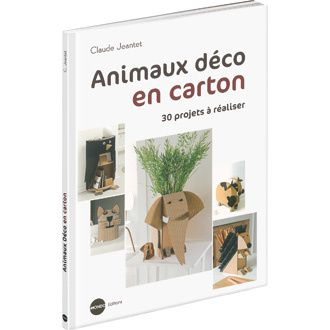 animaux d co en carton blog de la biblioth que scolaire et municipale de vallorbe. Black Bedroom Furniture Sets. Home Design Ideas