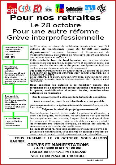 Tract unitaire