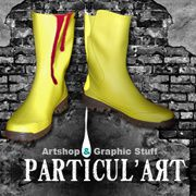 Particul'Art, Artshop & Graphic Stuff