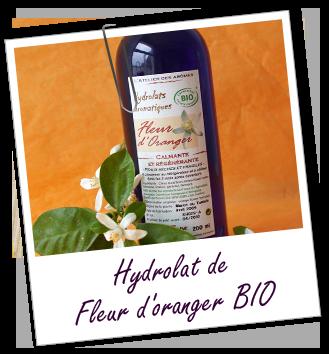 l'hydrolat de fleur d'oranger pour notre santé et bien-être - le