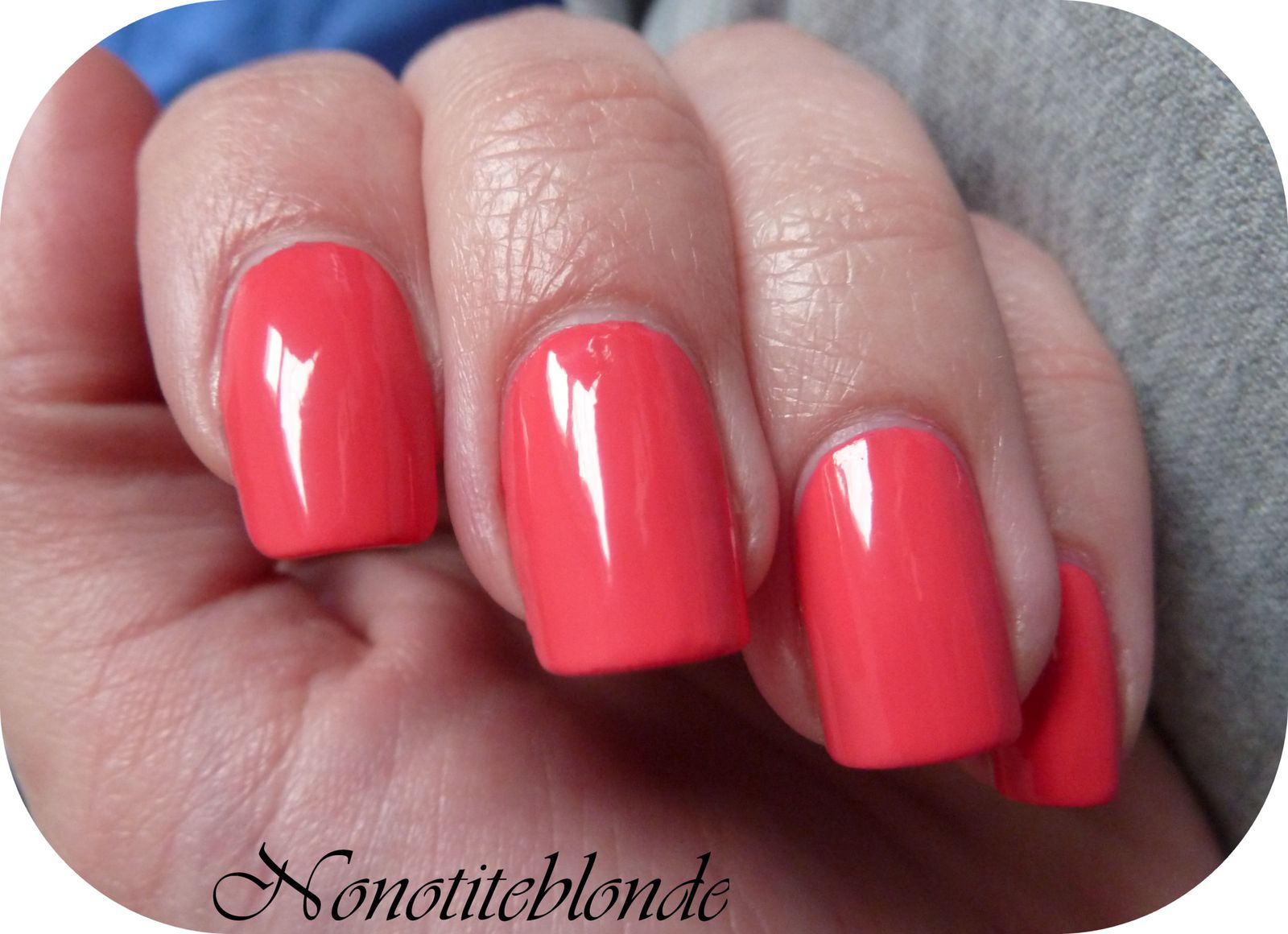 Check Me Out H M Aux Ongles Naturels