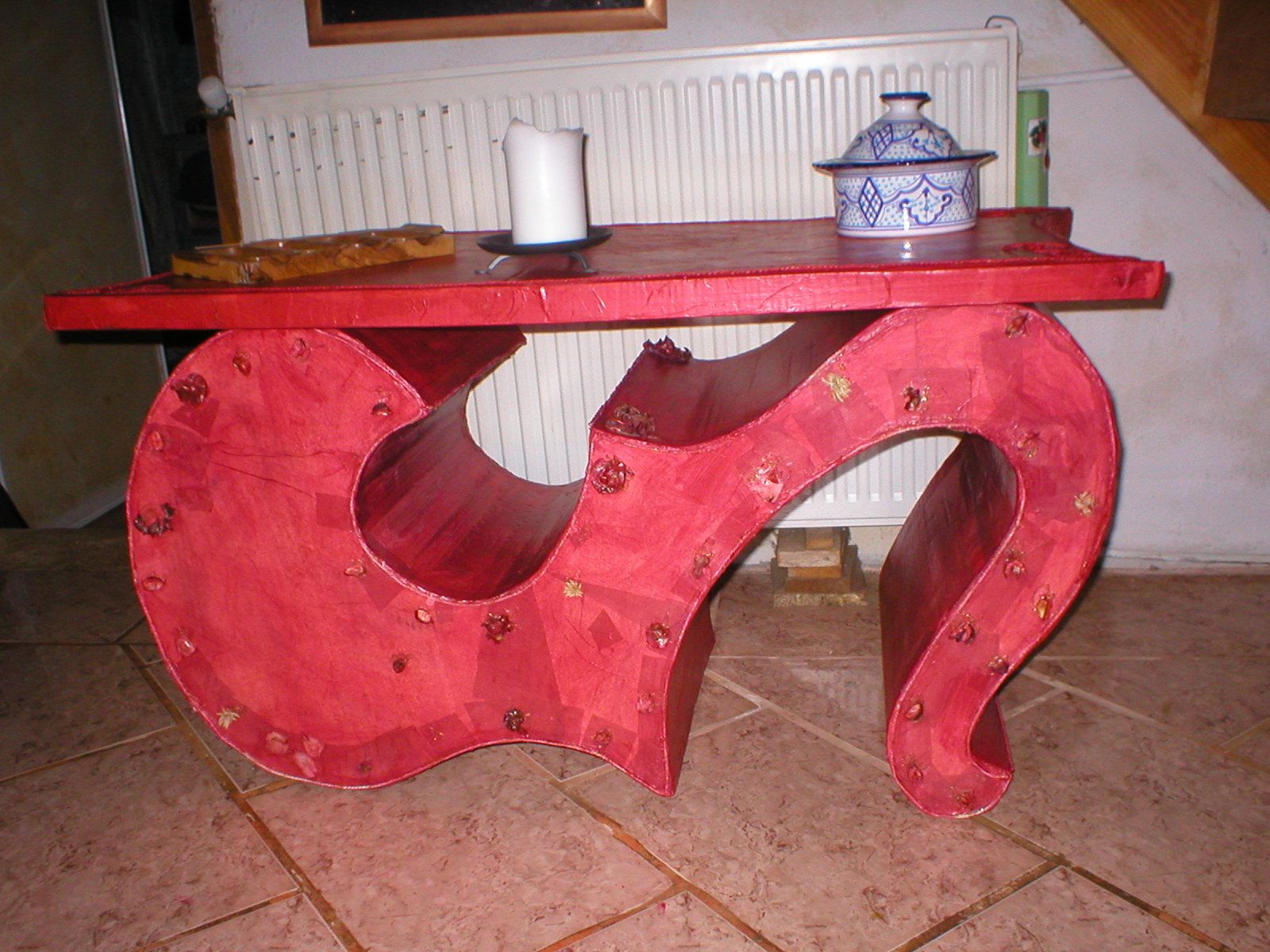 table lyre