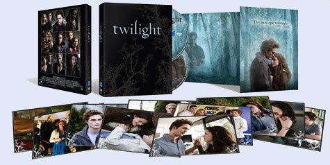 DVD Twilight edition exclusive Borders