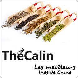 logo thé calin