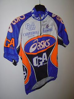 Michele Bartoli 1998 maillot