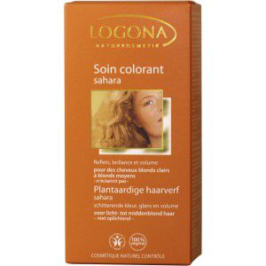 soin colorant logona coloration - Coloration Martine Mah