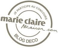 concours marie claire maison on vote bienvenue sur le blog de c cile conseill re bougies et. Black Bedroom Furniture Sets. Home Design Ideas