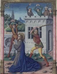 martyre de st jacques