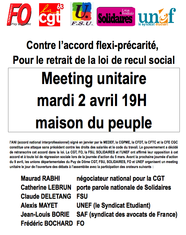 meeting unitaire 2 avril 13