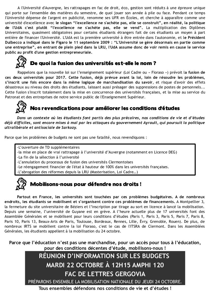 tract budgetp2