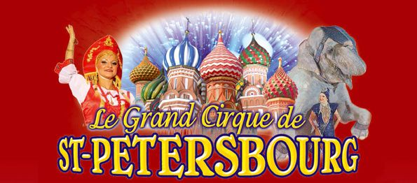cirque saint peterbourg