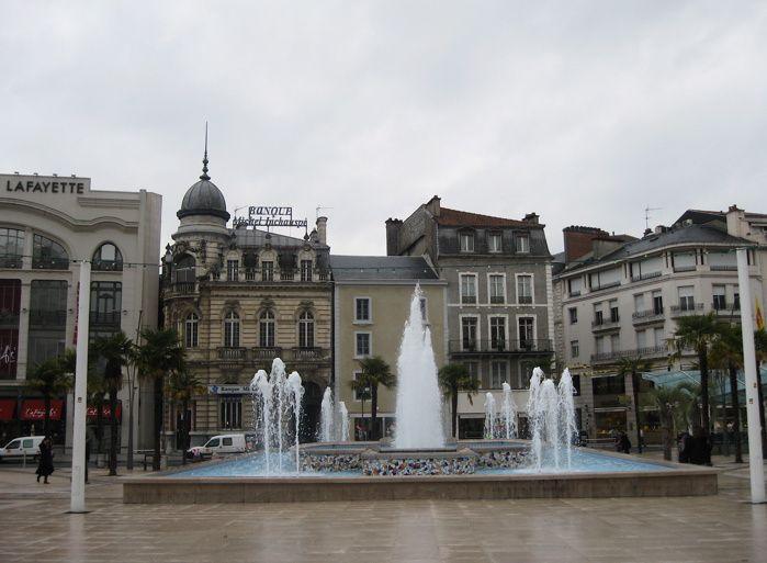 Fontaine Clémenceau 1