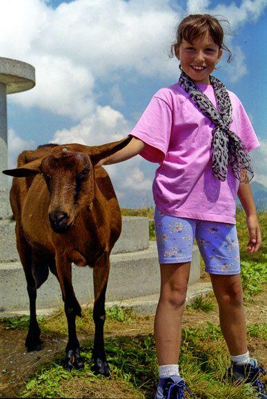 PbaseLulu+chèvre
