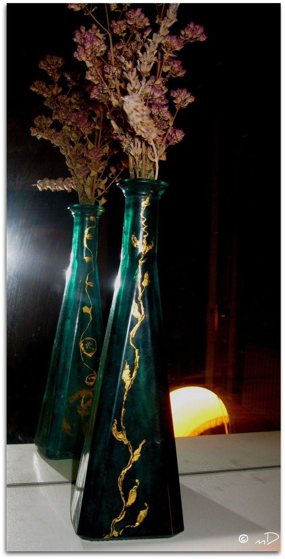 Vase et lumière KC
