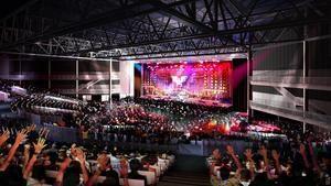 Concert large