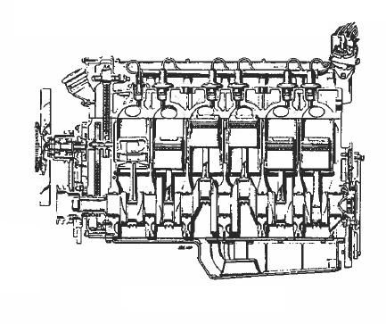 engine section