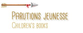 parutions jeunesse children's book