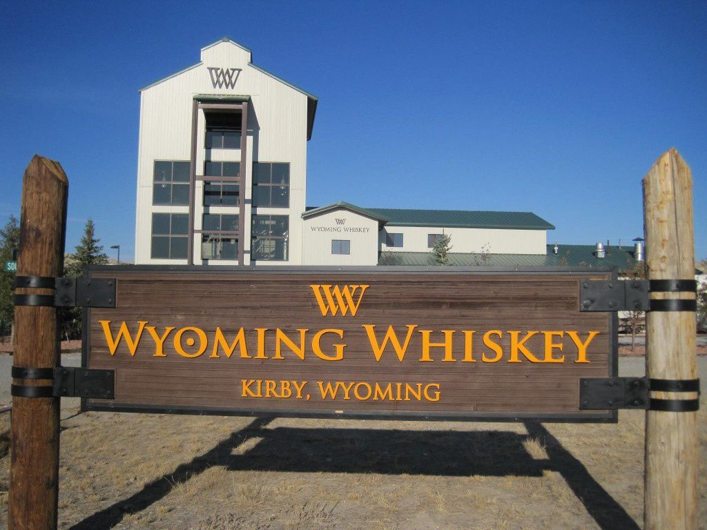 Wyoming mes voyages dans le wyoming for Big whiskey s