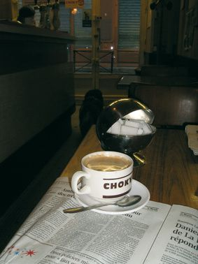 café crême