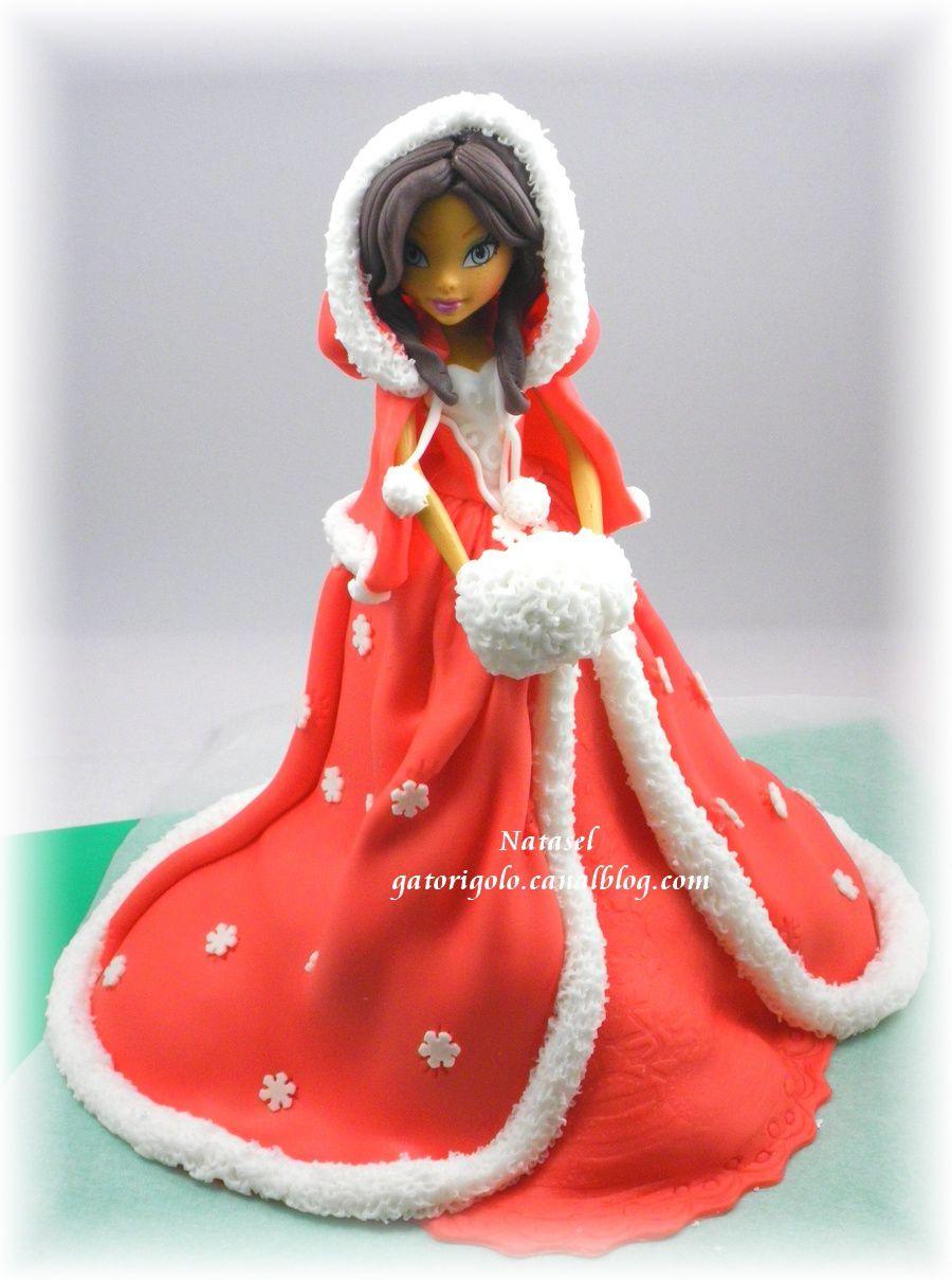 Super Et si on mettait Noël avant Halloween ? - La porcelaine à modeler  KR52