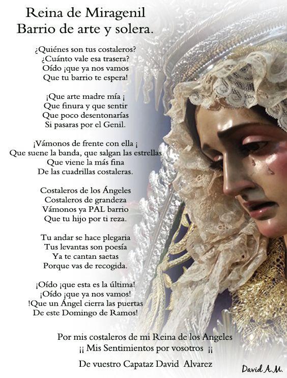 Poesia Reina de Miragenil 2014