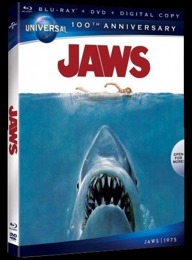 [BD] (Les) Dents de la mer / Jaws (steelbook)
