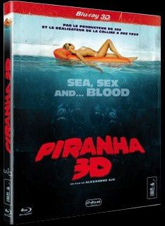 Piranha 3D BluRay 3D Active
