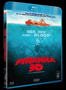 Piranha 3D BluRay